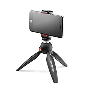 Manfrotto Stand for Universal Cell Phone - Retail Packaging - Black (B0169SORBO) | Amazon Products