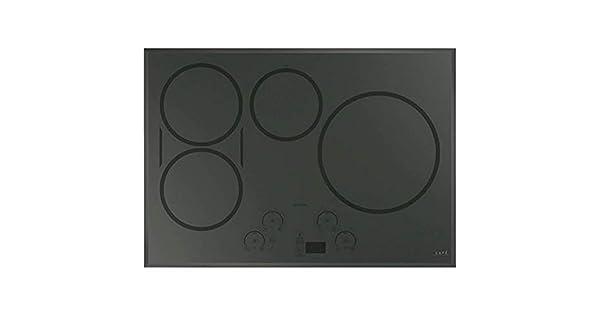 Amazon.com: GE Cafe CHP95302MSS - Tope de cocina de ...