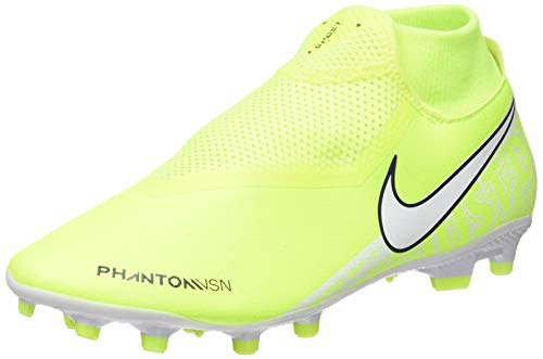 Nike Unisex-Erwachsene Phantom Vsn Academy Df Fg/Mg Fußballschuhe, rot