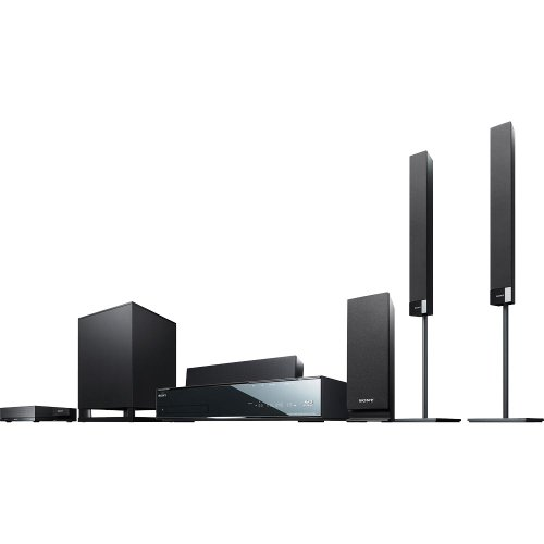Sony BDV HZ970W Blu ray Discontinued Manufacturer
