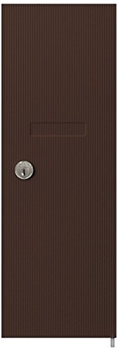 Salsbury Industries 3551BRZ Replacement Door and Lock for Vertical Mailbox with Keys, Bronze by Salsbury Industries