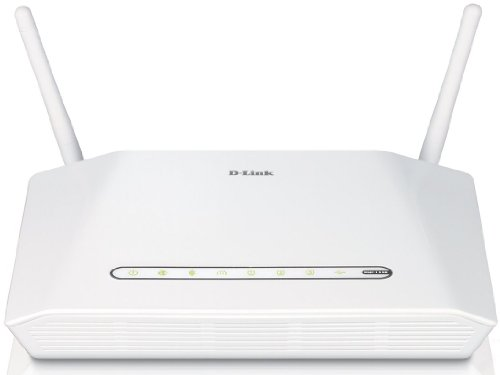 D-Link DHP-1320 Wireless-N PowerLine Router ()