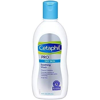 Amazon Com Cetaphil Pro Eczema Soothing Moisturizer 10