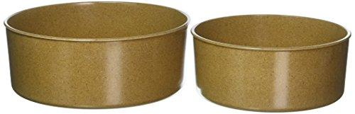 Original Large Bowl - Ore' Pet Eco Bamboo Bowls Large (Set of 2)