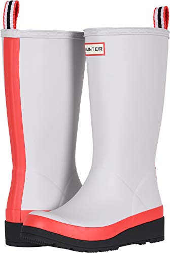 Hunter Women's Original Play Boot Tall Rain Boots Hunter Red/Hunter White/Black 7 M US M -