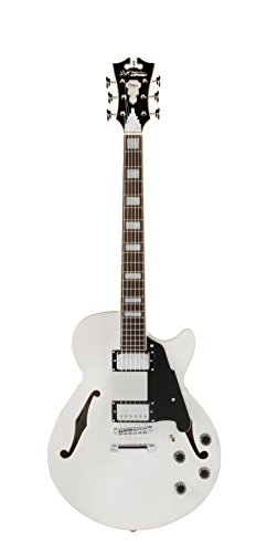D'Angelico DAPSSSWHCSCB 6 String Semi-Hollow-Body Electric for sale  Delivered anywhere in Canada