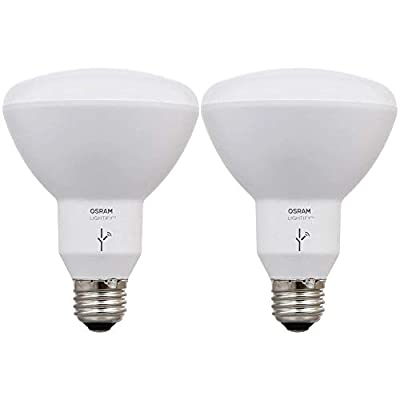 Sylvania Osram Lightify Smart Home 65W Tunable White LED Flood Light (2 Pack)