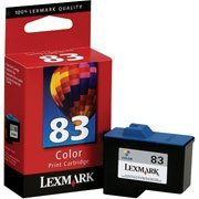 Lexmark #83 factory (OEM) Color Print Cartridge 18L0042