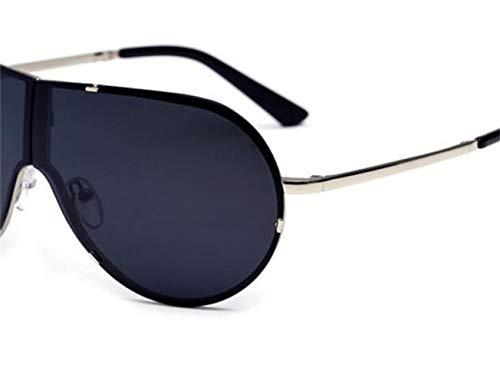 Los moda de Protección polarizadas pesca gafas Silver sol polarizadas FlowerKui gafas UV400 hombres Conducción de HtBwd4