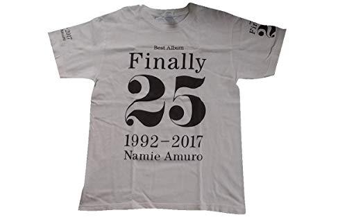 安室奈美恵 スタッフ Tシャツ S