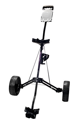 ProActive Sports Fairway Flyer 402 Golf Push Cart (Black)