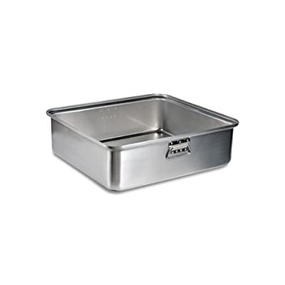 Vollrath 68365 Wear-Ever Aluminum 42.5 Quart Roasting Pan Bottom