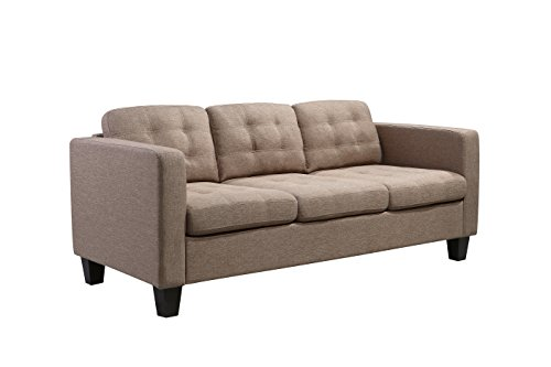Eurotech Seating Raynor Home Kinnect Madison Sofa in-a-Box Bark