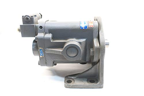 Pump Piston Hydraulic (VICKERS PVB20-FRS-20-CC-11-JA Hydraulic Piston Pump 1-1/4IN NPT D643811)