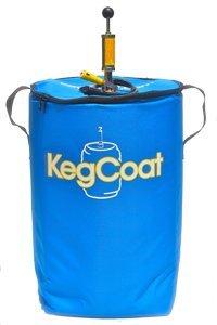 Kegcoat Keg Beer Insulator Jacket