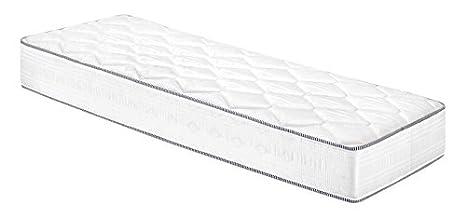 Materassi Eminflex Singolo.Eminflex Firenze Materasso Touch Foam Bianco Singolo 80x190