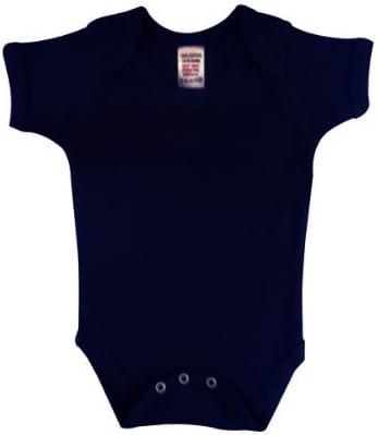 BabywearUK Maillot de corps 0 /à 24 mois Rouge rouge 0-3 mois B/éb/é gar/çon