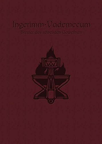 Ingerimm-Vademecum: Das Schwarze Auge-Gebetsbuch (Das Schwarze Auge: Hintergrundbände für Aventurien (Ulisses))