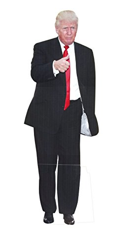 aahs!! Engraving Life Size Donald Trump Novelty Cardboard Standup