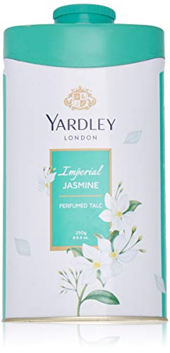 Yardley Jasmine Perfumed Talc, 250 g