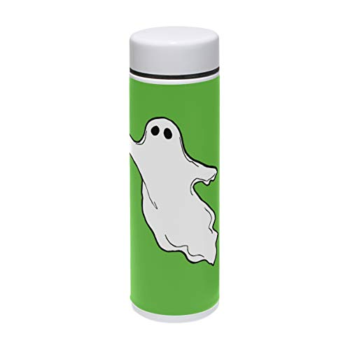 DEYYA Halloween-Photos-Flying-Ghost-Clipart Thermos Cup Stainless Steel Tumbler Vacuum