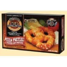 Kim and Scotts Gourmet Pizza Pretzel, 7 Ounce -- 8 per case.