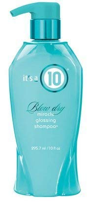 - It's A 10 Blow Dry Miracle Glossing Shampoo, 10 Ounce