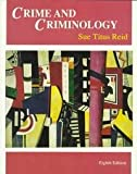Crime and Criminology 9780697352996