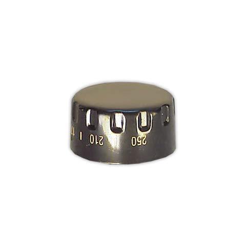 DOJA Industrial | Mando HORNO TEKA diámetro 6 mm negro | Eje ...