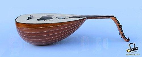 Turkish Professional Rosewood String Instrument Oud Ud APO-220M by salamuzik