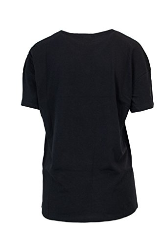 Only T-Shirt Donna Nirvana Top Box 15151688 l Nero