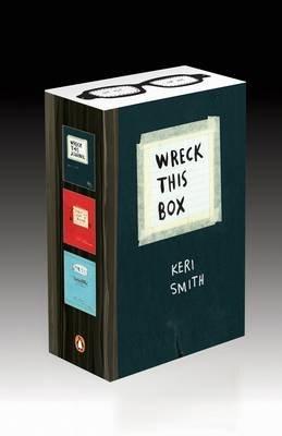 Wreck This Box By author Keri Smith published on September, 2012: Amazon.es: Keri Smith: Libros