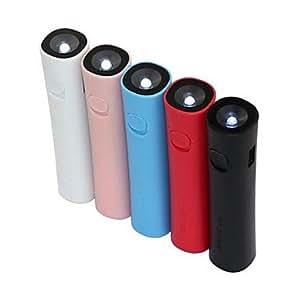 Cargador De Batería Externo 2600Mah Bochang Estilo Delgado Para Todo Tipo De Dispositivos Móviles Azul prodotto dalla gen¨¦rico