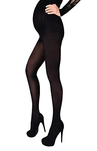 5ed5a6be8a50b Mama Maternity Pantyhose Tights Opaque 60 den Pregnancy Hosiery ...