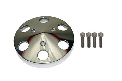 Machined Aluminum Sanden 508 Style A/C Air Compressor Clutch Cover Faceplate - A/c Compressor Clutch Cover