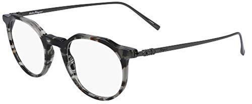 Eyeglasses FERRAGAMO SF 2845 052 GREY (Best Salvatore Ferragamo Mens Eyeglasses)