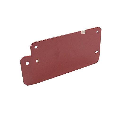 Exmark 1-523473-01 Plate-Mulch Cover