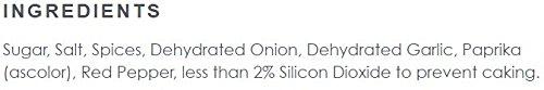 Durkee Salmon Rub, 28-Ounce