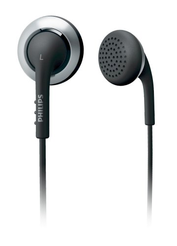 Philips SHE2640/00 Silver/Grey iPod In-Ear Headphones