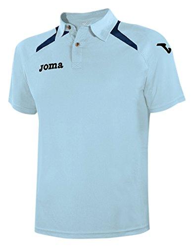 Joma Champion II - Polo para hombre Celeste