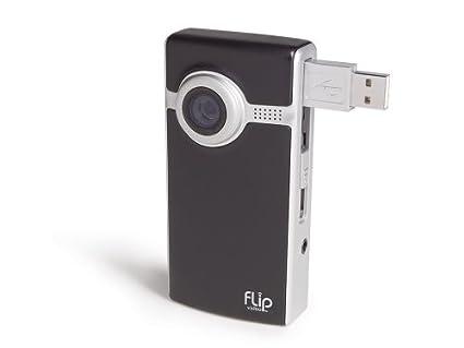 Amazon.com : Flip Ultra Series Camcorder, 60-Minutes (Black ...