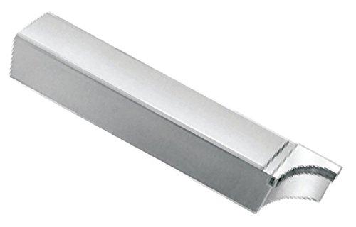 Micro 100 RAL-12 Brazed Tool, Left Hand Square Shank Diameter, Concave Radius