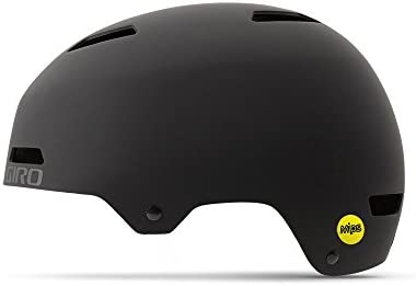 Giro Quarter MIPS Equipped Bike Helmet – Matte Black Large