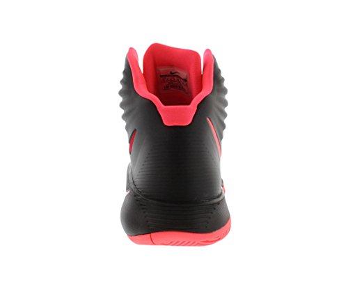 Nike Hyperfuse Basket Chaussure rouge Noir 2014 Zoom De r8q7wr