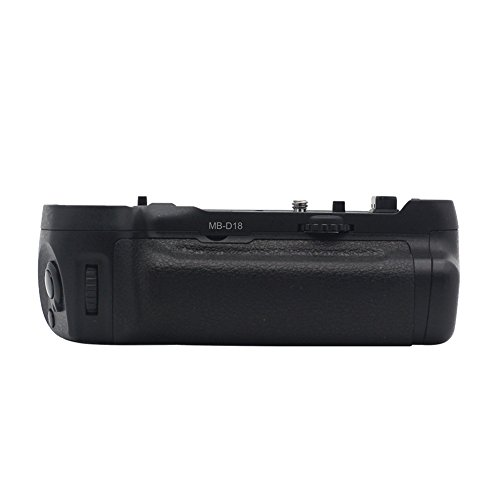 PIXEL Battery Grip for Nikon D850 Camera Compatible for EN-EL15a EN-EL15 Battery+INSEESI Clean Cloth(Replacement for MB-D18)