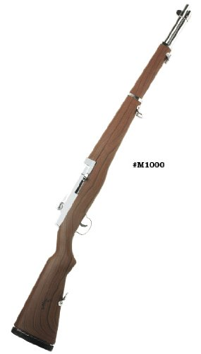 DrillAmerica® M1 Garand Rifle with Moving Bolt by Parade Store
