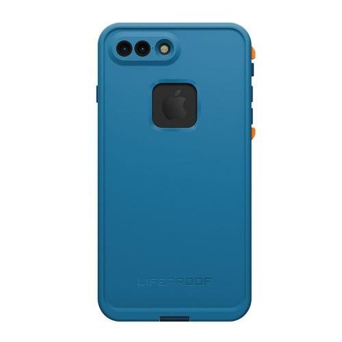 competitive price 9246a dc430 LifeProof Fre Waterproof Case for iPhone 7 Plus - Base Camp Blue TWPP  (COWABUNGA BLUE/WAVE CRASH/MANGO TANGO)