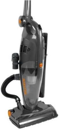 Montiss CVC5667M Sin bolsa 2L 1400W Gris aspiradora de pie y escoba eléctrica - Aspiradora escoba (Sin bolsa, Gris, 2 L, Secar, HEPA, Filtrado): Amazon.es: Hogar