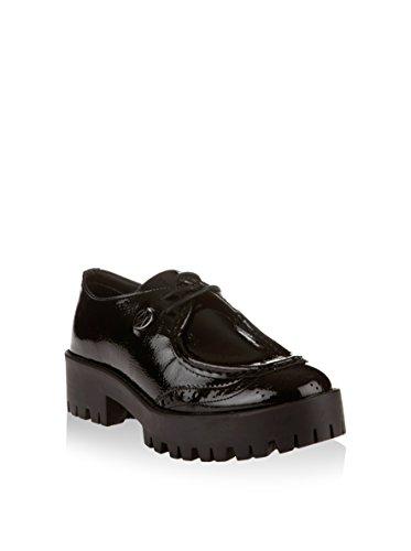 Armani Jeans Halbschuhe & Derby-Schuhe, Farbe Schwarz, Marke, Modell Halbschuhe & Derby-Schuhe 925074 Schwarz Schwarz