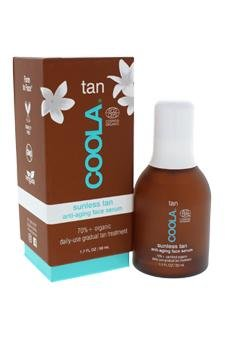 Coola Sunless Tan Anti-Aging Face Serum Serum For Unisex